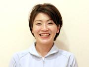 美容痩身部門と婦人科部門を担当している菊野涼子