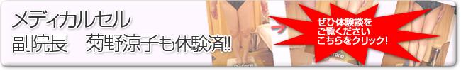 菊野涼子の体験談